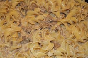 Beef Stroganoff – Not Out Of A Box! {Recipe}