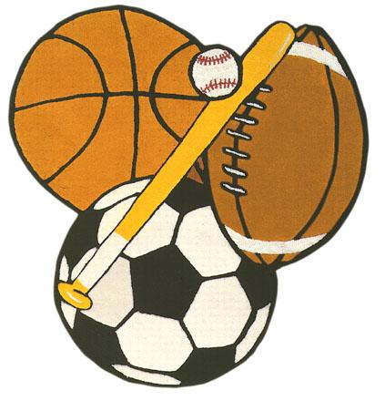 Athletics, Sports Clipart