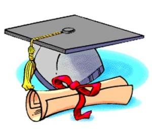 diploma clipart