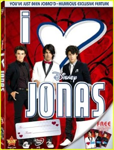 I ♥ JONAS DVD Review