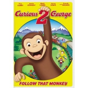 Curious George 2 – Follow that Monkey