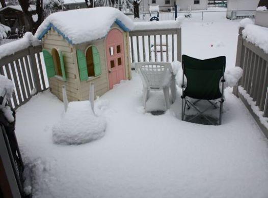 April 2010 Snow Storm