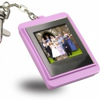 Digital Photo Frame Key Chain Review & Giveaway