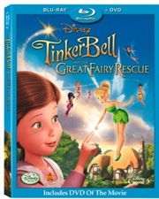 Tinker Bell and the Great Fairy Rescue Review