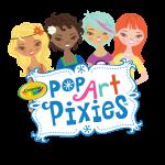 Crayola Pop Art Pixies GIVEAWAY!!!!