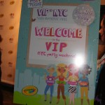 Crayola Pop Art Pixie VIP* Premiere Party