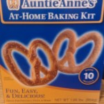 Auntie Anne's At-Home Baking Kit