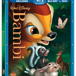 Bambi Diamond Edition on Blu-Ray Available March 1st