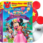 Mickey Mouse Clubhouse:  Minnie's Masquerade Review