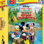 Mickey Mouse Clubhouse:  Mickey's Great Outdoors with Mickey Mote review
