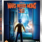 Mars Needs Moms on Blu-Ray & DVD 8/9/11