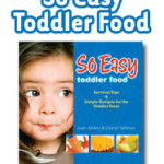 Fresh Baby SO Easy Toddler Food Cookbook & Kids Portion Plate Review