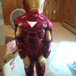 Wordless Wednesday- I Am Iron Man