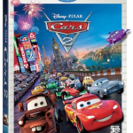 Cars 2 on Blu-Ray and DVD 11/1/11
