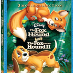 The Fox & The Hound & The Fox & The Hound II NOW Available on Blu-Ray & DVD