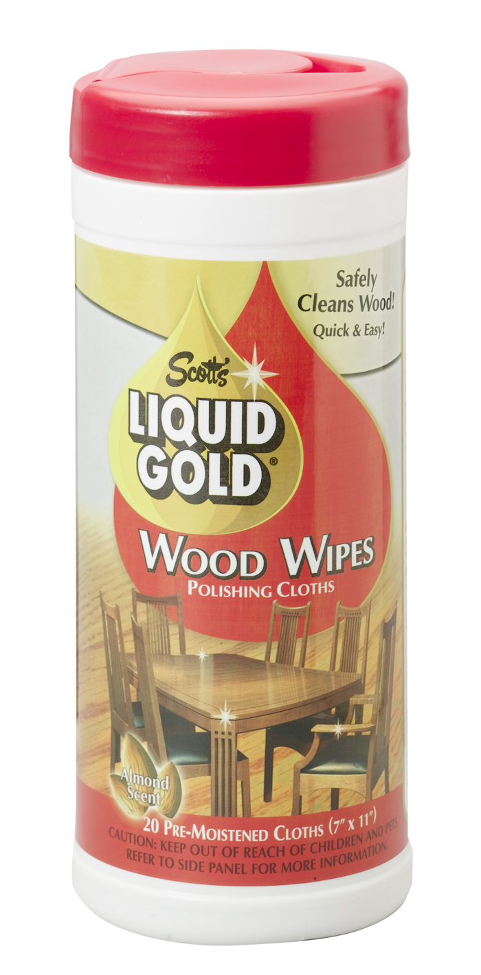 scott 39 s liquid gold easy clean wood wipes review the megalomaniac mommy. Black Bedroom Furniture Sets. Home Design Ideas