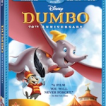 Dumbo 70th Anniversary Edition on DVD & Blu-Ray 9/20/11