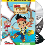 Jake and The Never Land Pirates:  YO HO, MATEY AWAY!  Review