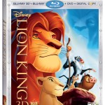 The Lion King on Blu-Ray October 4th
