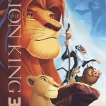 The Lion King 3D in Theaters 9/16/11 for 2 WEEKS ONLY!!!!