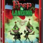 Prep & Landing on DVD 11/22