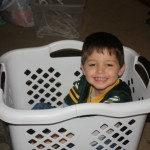 Wordless Wednesday-Basket Case