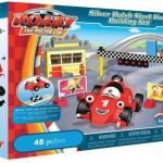 K'NEX Roary The Racing Car Silver Hatch Start Line Building Set