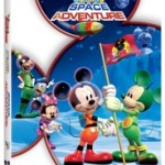 Mickey Mouse Club House: Space Adventure on DVD