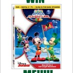 Mickey Mouse Clubhouse:  Space Adventure DVD #Giveaway #Win – Ends 11/25/11