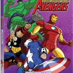 The Avengers:  Earth's Mightiest Heroes Volumes 3 & 4 now on DVD
