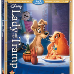 Lady & The Tramp Now on Blu-ray and DVD