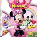 Mickey Mouse Clubhouse:  I Heart Minnie now on DVD
