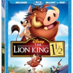 The Lion King 1.5 and The Lion King 2 NOW on Blu-ray and DVD