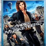 THE THREE MUSKETEERS – on 3D Blu-ray, Blu-ray & DVD 3/13/12