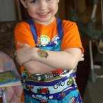 Children's Apron from BuyCuteAprons.com Review