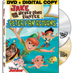 Jake & The Never Land Pirates:  Peter Pan Returns {Review}
