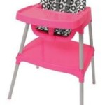 Evenflo Convertible High Chair RECALL -June 5, 2012