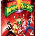 Mighty Morphin Power Rangers: Season 1 Volume 1 on DVD 8/21/2012