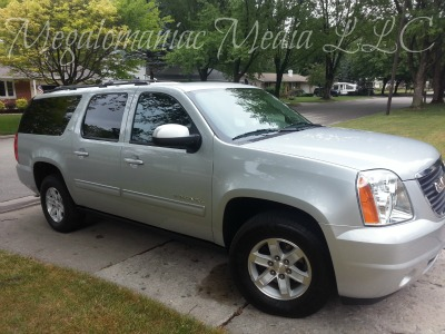 2012 GMC Yukon, Eco-Friendly SUV