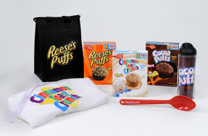 Betty Crocker Cereal Muffin Mix Prize Pack