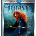 BRAVE: On Blu-ray, Blu-ray 3D & DVD Combo Pack – 11/13