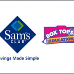 Box Tops for Education & Sam's Club $25 Gift Card #MyBlogSpark