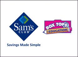 Sam's Club Box Tops Prize Pack