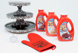 Betty Crocker Shake-N-Pour Prize Pack Giveaway