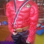 Children's Power Ranger Samurai Costume {Review}