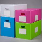 Packaways Reusable Plastic Multi-Purpose Storage Boxes {Review}
