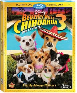 Beverly Hills Chihuahua 3 Viva La Fiesta