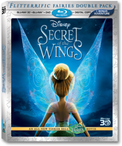Disney, Disney Fairies, Tinker Belle, Mysterious Winter Woods