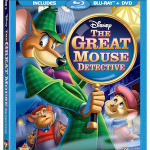 The Great Mouse Detective on Blu-ray {Review}