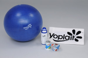 Yoplait Weight Watcher gift pack